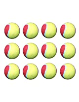 Vani Sports Tennis Cricket Ball 12 Pcs