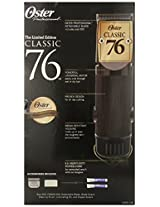 Oster Professional Oster 76 Classic Wood-Grain Clipper Limited Edition