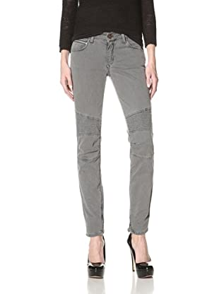 Rockstar Denim Women's Biker Jeans (Fall Winter Grey)