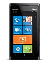 Nokia Lumia 900 - Black