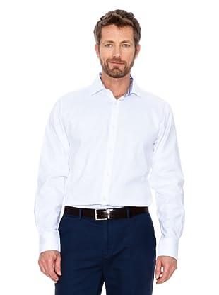 Cortefiel Hemd Panama (Weiß)