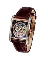 Ingersoll Women's IN5013RBR Desert Analog Display Automatic Self Wind Brown Watch