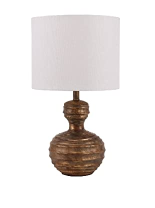 Jozlyn Table Lamp (Bronze/White)