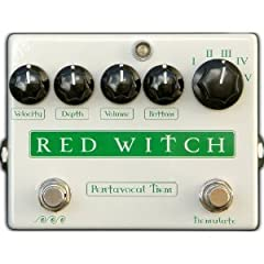 Red Witch Analog Pentavocal Tremolo
