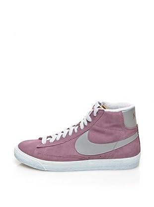 Nike Botas Blazer Mid Prm Vintage Suede (Malva)