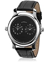 Dtlm60062 Black Analog Watch