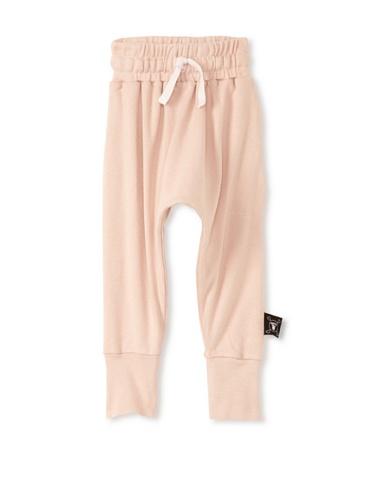 NUNUNU Baby Baggy Knit Pants (Pink)