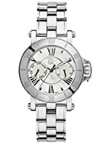 Gc Analog Mother of Pearl Dial Women's Watch - X74001L1S