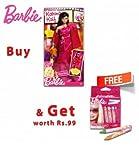 Barbie I Can Be Movie Star - Katrina Kaif Doll V7342