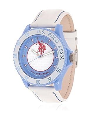 U.S.POLO ASSN. Reloj con movimiento Miyota Unisex Azure USP3015AQ 44.0 mm