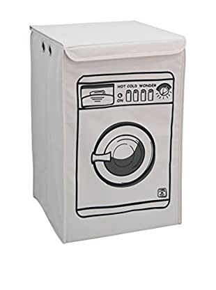 Neutral Cesto De La Ropa Washer