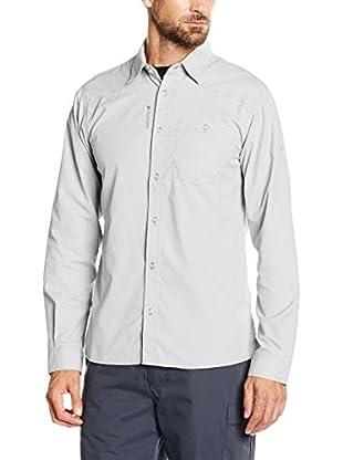 LAFUMA Camicia Uomo Chambray Shs