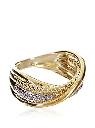 McKenzie Ring June (vergoldet)