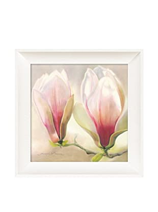 PlatinArt Cuadro Magnolia Soulangiana Ii 36 x 36