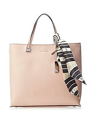 Ivanka Trump Women's Julia Satchel with Scarf, Blush