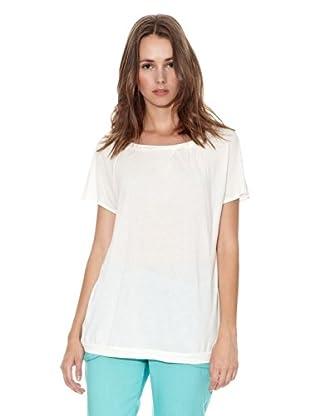 Mango Camiseta Lancelt (Crudo)
