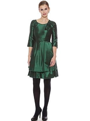 Jotamasge Vestido Visual (Verde)