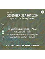 December Season 2010 - Sangeetha Swamina