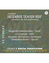 December Season 2010 - Sangeetha Swamina
