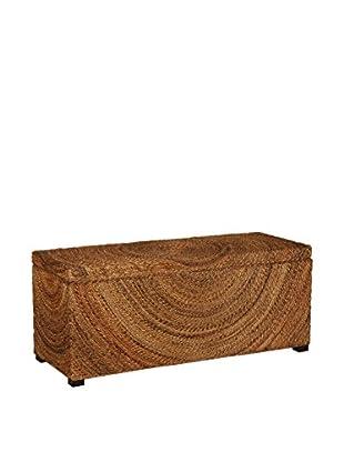 Jeffan Cypress Storage Bench, Natural