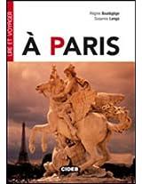 Lire ET Voyager: A Paris - Book & CD