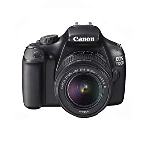Canon EOS 1100 DIS (Combo Kit 18-55 mm IS + 55-250mm IS II lenses)