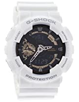 Casio G-Shock Special Edition Analog-Digital Black Dial Men's Watch - GA-110RG-7ADR (G398)