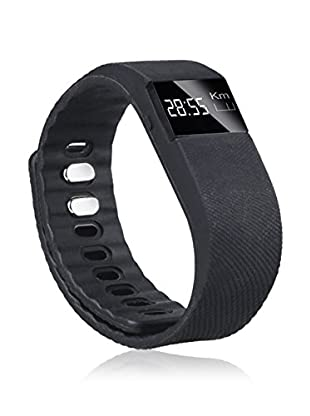 F&P Fitness-Armband Smart Band Bluetooth Krun schwarz