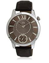KILLER Brown Dial Analogue Watch for Men (KLW237C_New1)