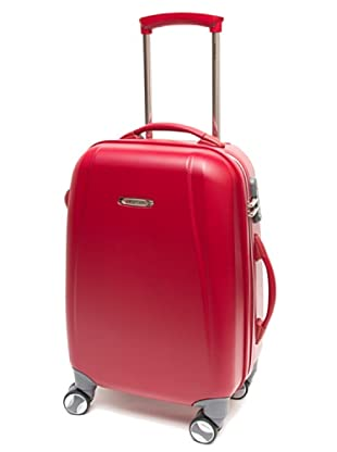Roncato Trolley 4 Ruote Carbon Light rosso