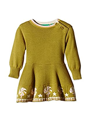 Little Green Radicals Kleid