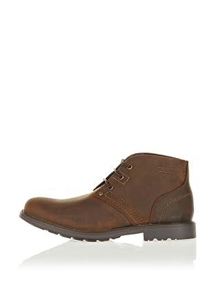 Cat Boots Carsen Mid (Beige/Tan)