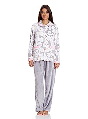 Muslher Pijama Señora CAbier Baby (Gris)