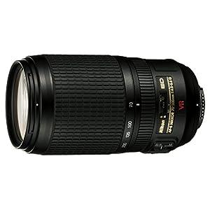 Nikon 70-300mm f4.5-5.6 G AF-S VR IF-ED Telephoto Zoom Lens for Nikon DSLR Camera