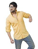 Redox Slim Fit Shirt [5007-2-03_Pineapple Yellow_XXL]