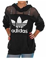 Adidas Women's Cotton Logo Sweatshirt