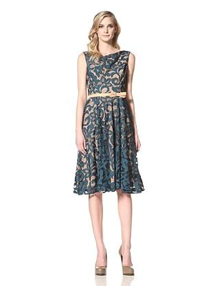 Eva Franco Women's Zena Dress (Saxton Teal)