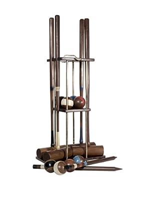 Gargoyles Ltd. Vintage Replica Croquet Set