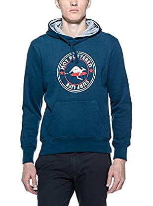 Hot Buttered Sudadera con Capucha Surf Life