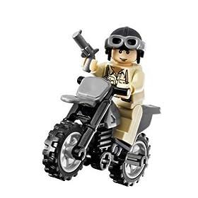 レゴ インディ・ジョーンズのバイク