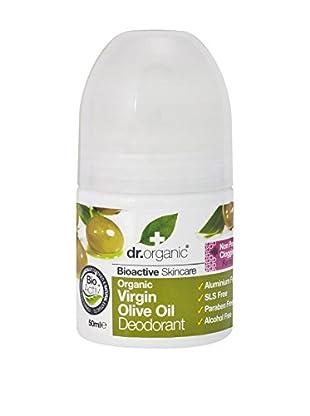 Dr Organic Deodorante Roll-On Virgin Olive Oil 50 ml