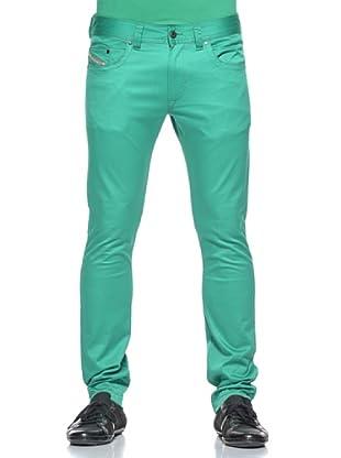 Diesel Pantalones Thavara (Verde)