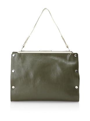 MARNI Women's Frame Bag, Green