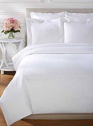 Malouf Cotton Percale Duvet Set