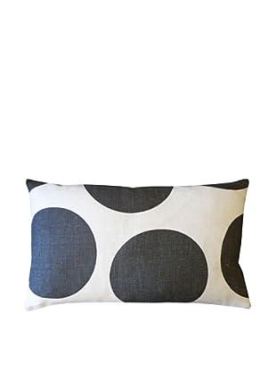 Ball Throw Pillow, Black