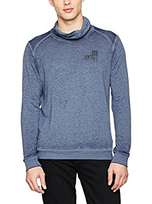 Guess Sweatshirt Ls Funnel Giacinto