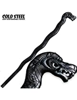 """COLD STEEL DRAGON WALKING STICK 39.5"""" 91PDR"""