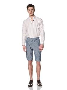 Camo Men's Falletti Pocket Shorts (Chambray)