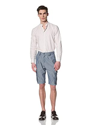 Camo Men's Falletti Pocket Shorts (Chambray)