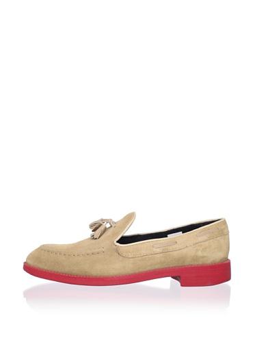 Swear Women's Vienetta 8 Tassel Loafer (Sand)